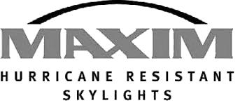 Maxim - Hurricane Impact Resistant Skylights